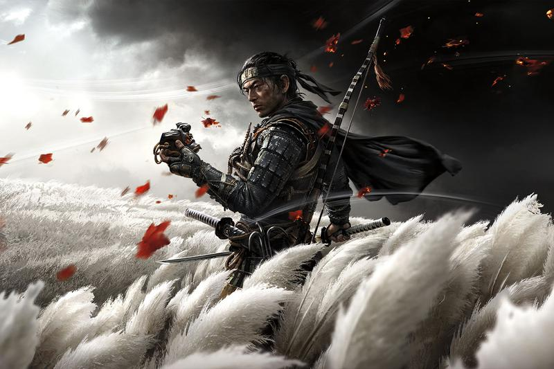 Ghost of Tsushima Sony PlayStation 4 Trailer Launch Date Sales records last of us part 2 sucker punch playstation 5 release