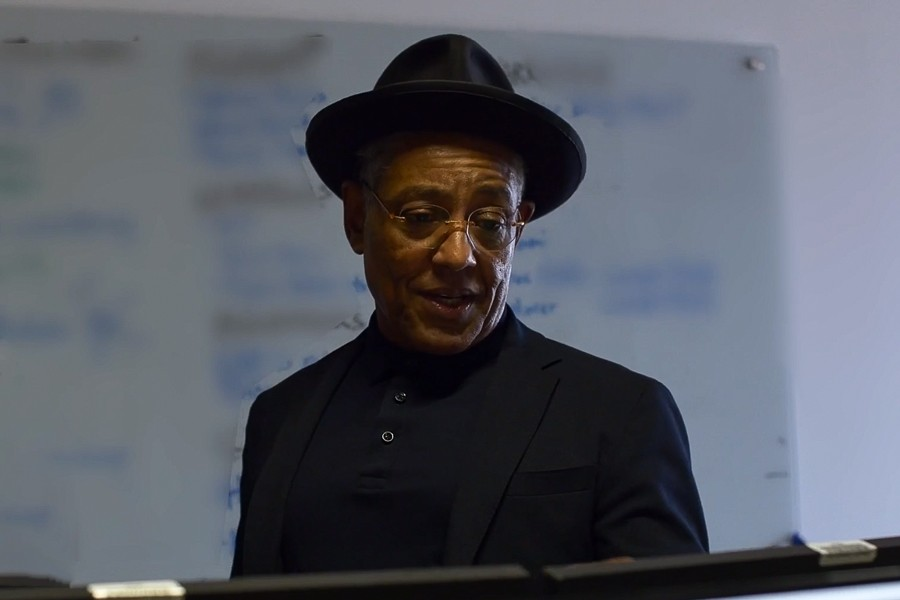 Giancarlo Esposito Far Cry 6 Gaming Cinema Ubisoft Play Interview Breaking Bad The Mandalorian