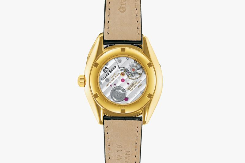 Grand Seiko SBGW262 Urushi Dial Watch Grand Seiko Watches Mechanical Shizukuishi Fuji Jojobi Iwate Isshu Tamura