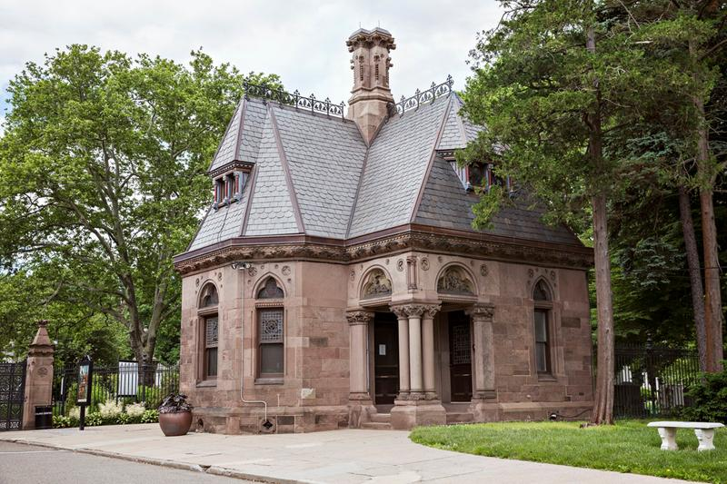 green wood cemetery artist residency