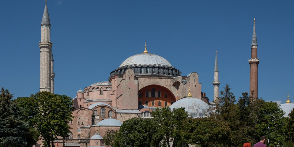 Hagia Sophia to Become Mosque After 85 Years as Museum