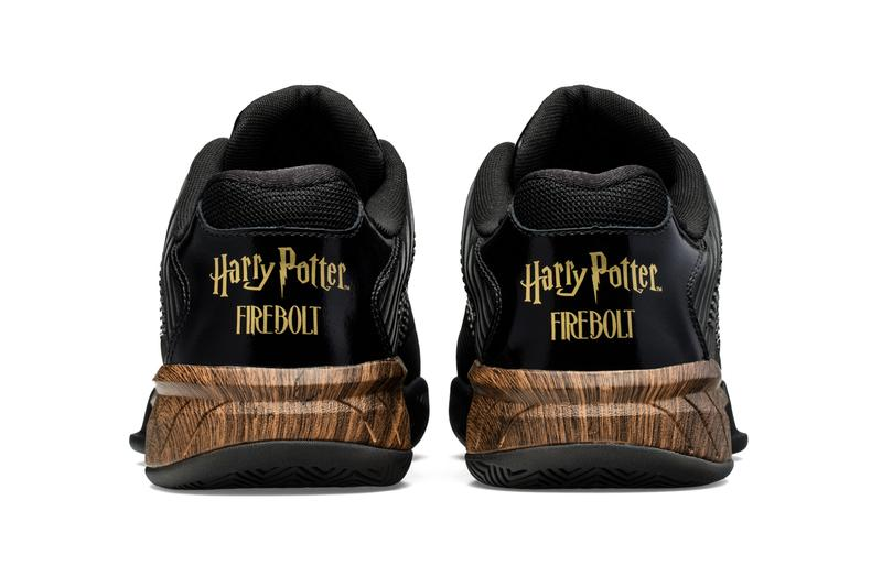 Harry Potter K-Swiss Firebolt Hypercourt Express 2 Release Info Buy Price Wizarding World Fan Club
