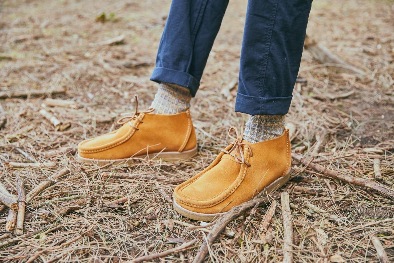 Yogi Footwear x Hikerdelic FW20