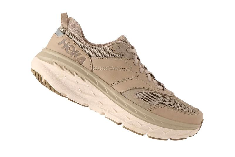 HOKA ONE ONE Bondi L menswear streetwear spring summer 2020 collection shoes sneakers kicks trainers runners hiking trail runners