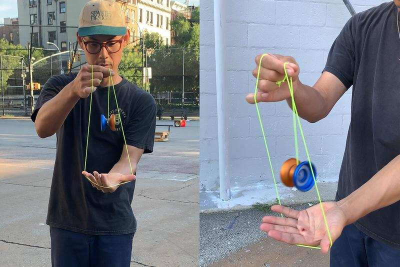 How To Rock-the-Baby Yoyo Trick With Paul Han