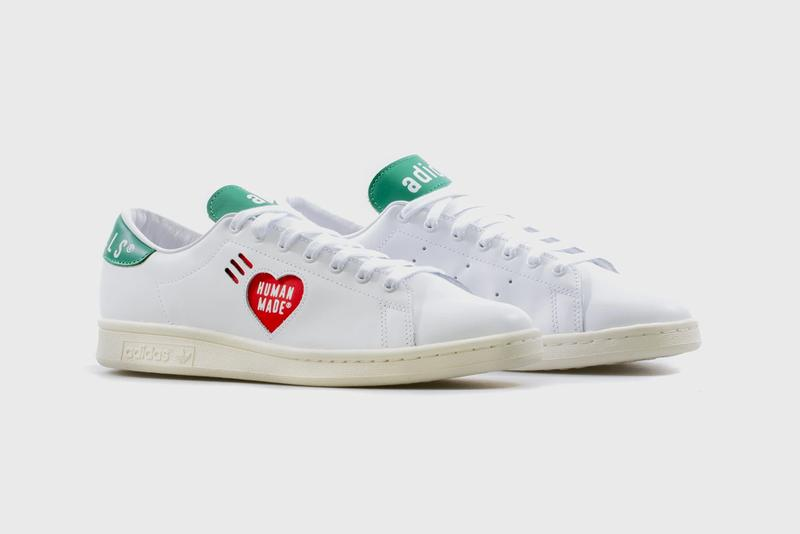 human made adidas originals nigo stan smith campus 80 white grey red green baby blue FY0735 FY0734 FY0731 FY0732 official release date info photos price store list buying guide