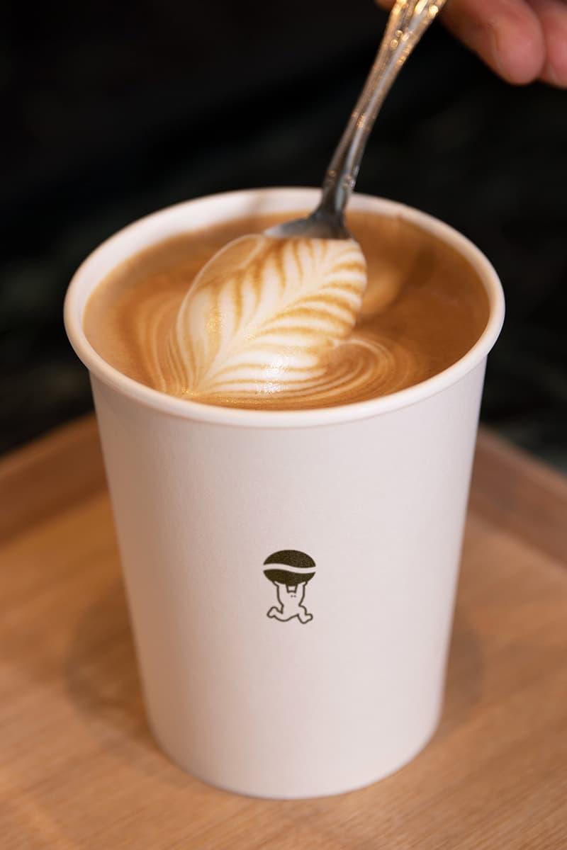 HYPEBEAST HYPEBEANS Coffee Shop Hong Kong Launch Info Landmark Mens Opening Hours Where Menu HBX