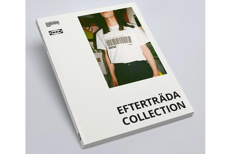IKEA Harajuku EFTERTRADA Summer 2020 Apparel Collection tokyo japan menswear streetwear ss20 lookbook t shirts hoodies logos graphics