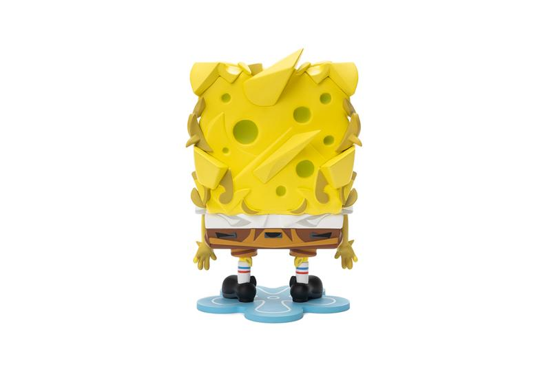 j balvin louis de guzman spongebob squarepants patrick star sculptures figures editions