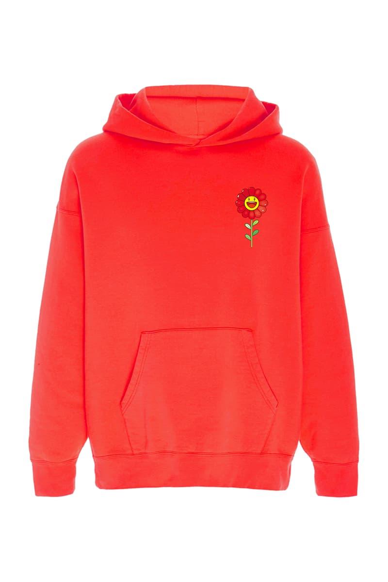 "J Balvin Takashi Murakami ""Rojo,"" ""Amarillo"" Collaboration tee shirts hoodies joyce hong kong exclusive online store drop colores"