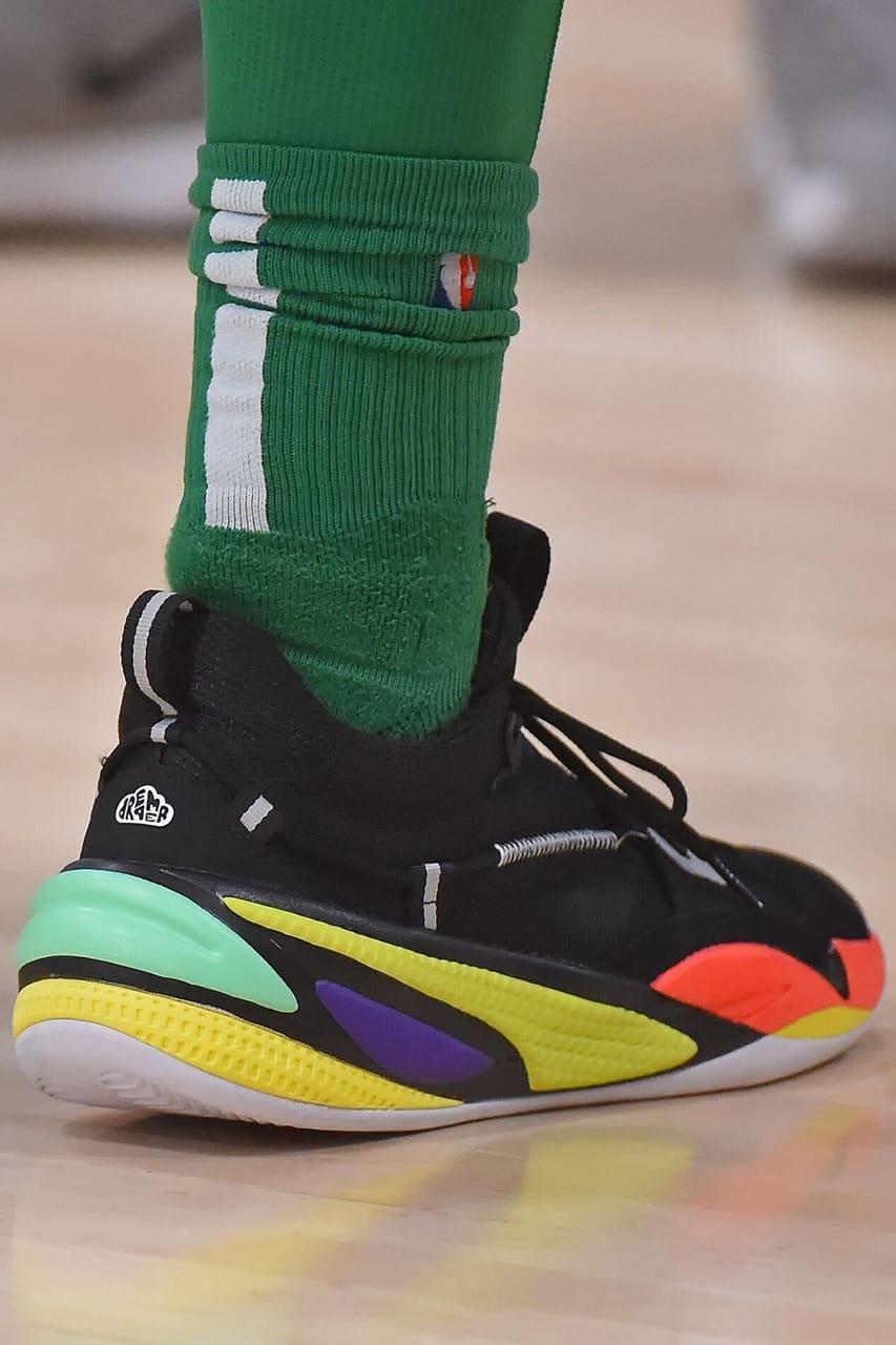 J. Cole Signature Puma Basketball Shoe