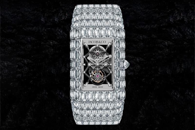 Jacob & Co. Billionaire ASHOKA Watch First Look Info Buy Price Release