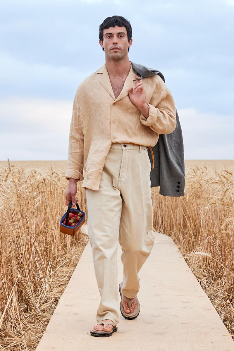 "Jacquemus SS21 ""L'Amour"" Runway Show Review simon porte spring/summer 2021 fashion week paris"