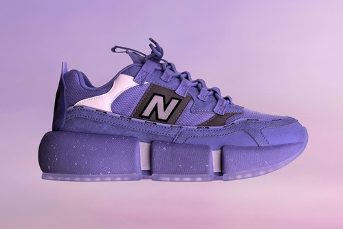 Jaden Smith and New Balance Announce Signature Vision Racer Silhouette