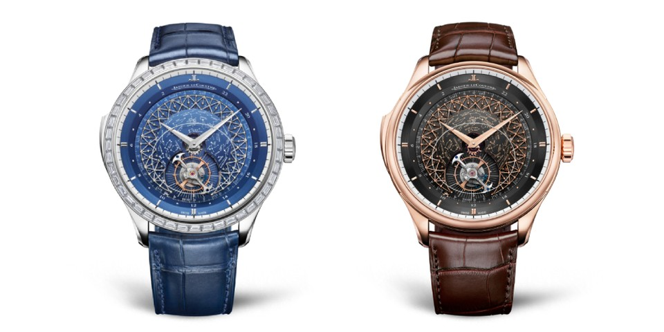Jaeger-LeCoultre Introduces Limited-Edition Master Grande Watches