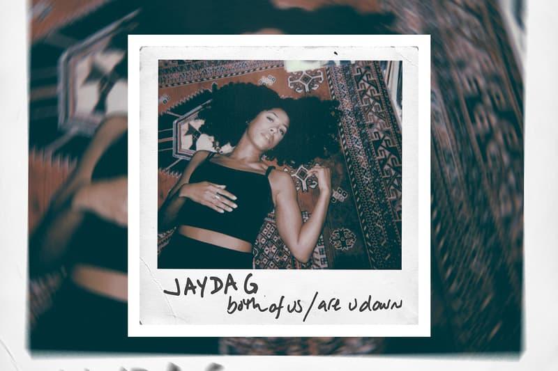 Jayda G Both of Us Are U Down Album Stream
