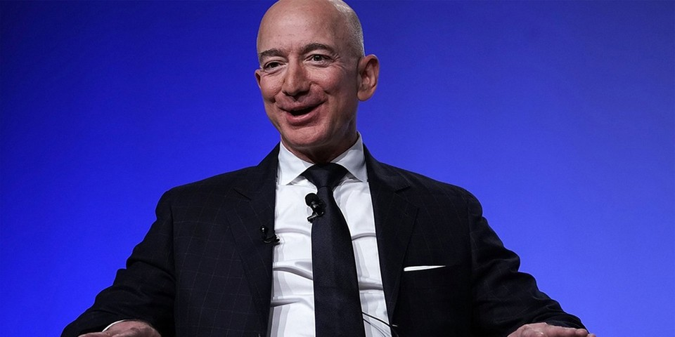 Jeff Bezos Net Worth Up 13b Usd In Single Day Hypebeast