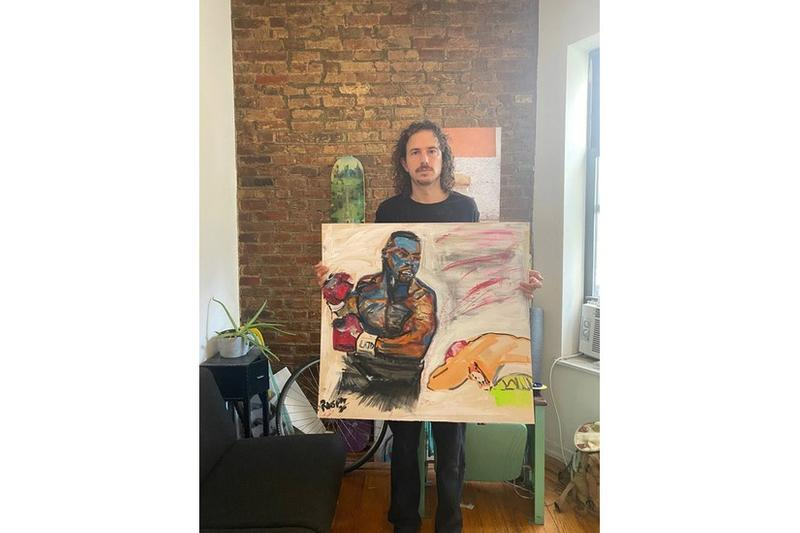 Jenkem's Art Auction Breonna Taylor Fundraiser Jenkem Magazine Skateboarders Paintings Prints sculpture #blacklivesmatter