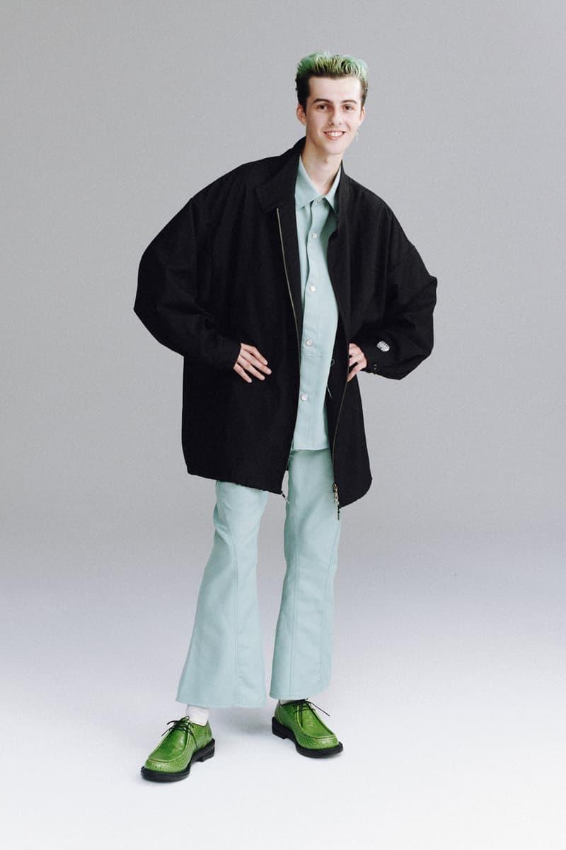 JIEDA Spring/Summer 2021 Collection Lookbook ss21 japan