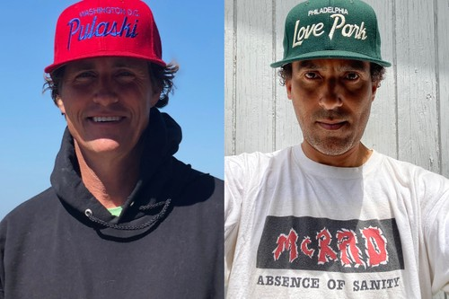 Jimmy Gorecki Creates Classic Skate Spot-Inspired Collection For Hood Hats