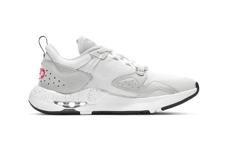 Jordan Air Cadence White Vast Gray black white menswear streetwear kicks spring summer 2020 collection ss20 shoes sneakers runners trainers CN3498 100 CN3498 002