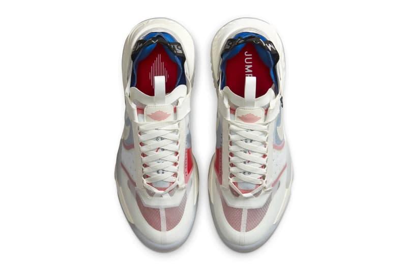 Jordan Delta Tech White breathe menswear streetwear spring summer 2020 collection footwear trainers runners kicks shoes sneakers ss20 jordan brand jumpman