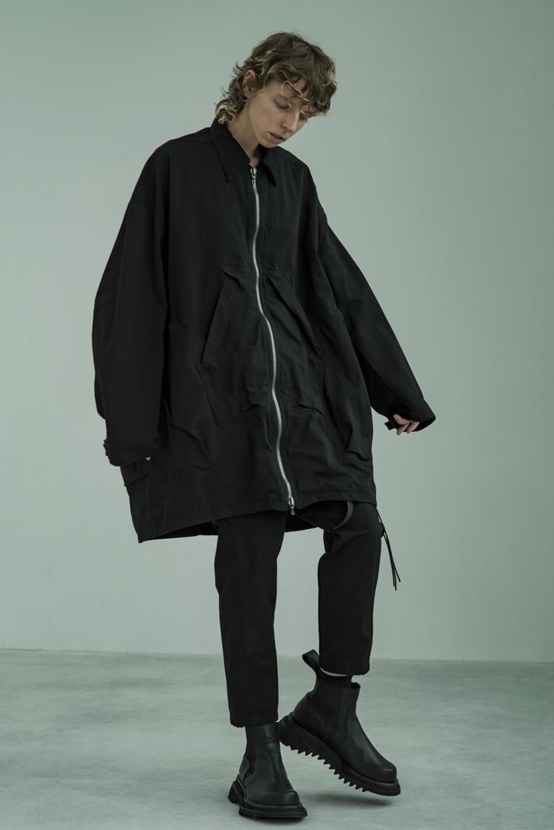 JULIUS Spring/Summer 2020 Collection Lookbook ss20 [ mamuthones; ] ss20 japan menswear jedi