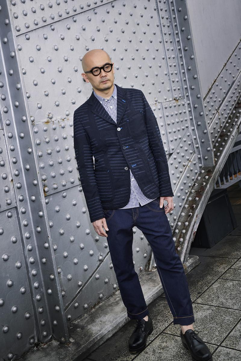 Junya Watanabe Man Spring/Summer 2021 Collection lookbook menswear ss21 japan playboy manual