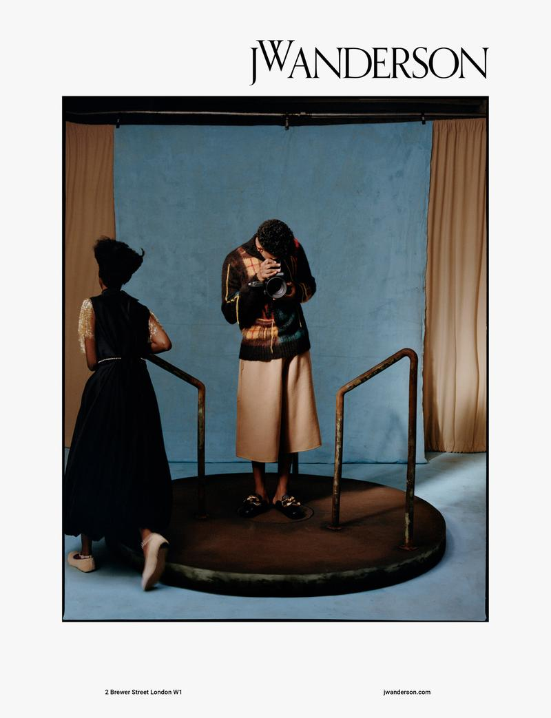 JW Anderson FW20 Campaign Tyler Mitchell fall/winter 2020 toni smith men's women's collection