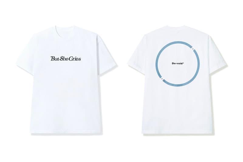 kZm VERDY VARP VIRTUAL DISTORTION Capsule yen YENTOWN de void graphic t shirts designs label hip hop japanese rapper live event party performance