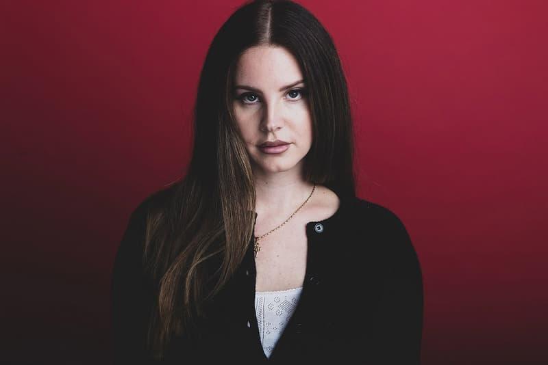 Lana Del Rey Poetry Book Release Date 'Violet Bent Backwards Over the Grass' spoken word album