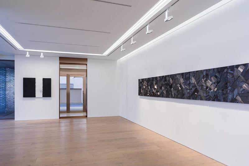 lee bae the sublime charcoal light galerie perrotin tokyo exhibition art show south korea dates photos information