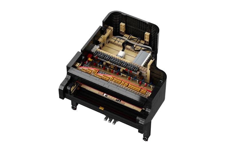 LEGO IDEAS Grand Piano Model Kit 21323 toys collectibles 3662 pieces