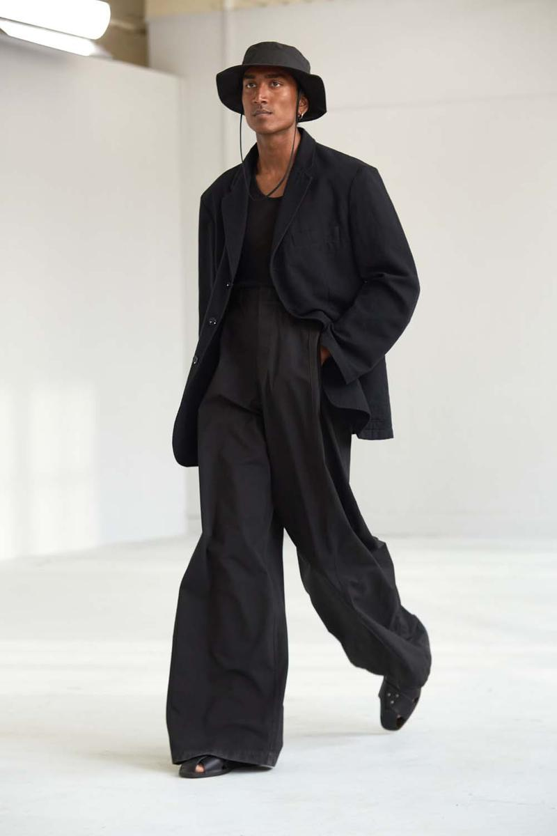 Lemaire Spring Summer 2021 Collection Lookbook
