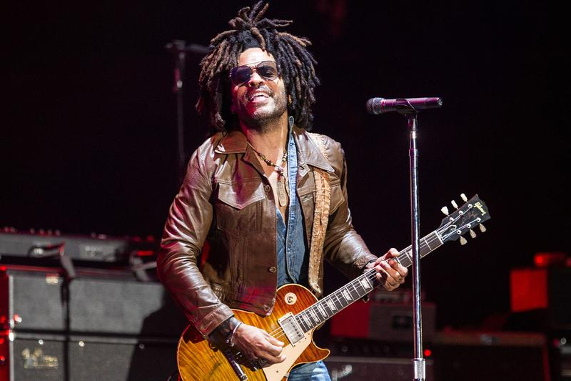 Lenny Kravitz Let Love Rule Memoir Announcement black and white america zoe lisa bonet baptism circle mama said are you gonna go my way