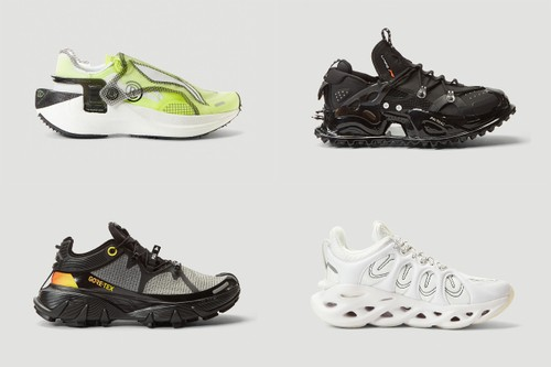 LI-NING Presents Eight Futuristic and Technical Sneakers for FW20