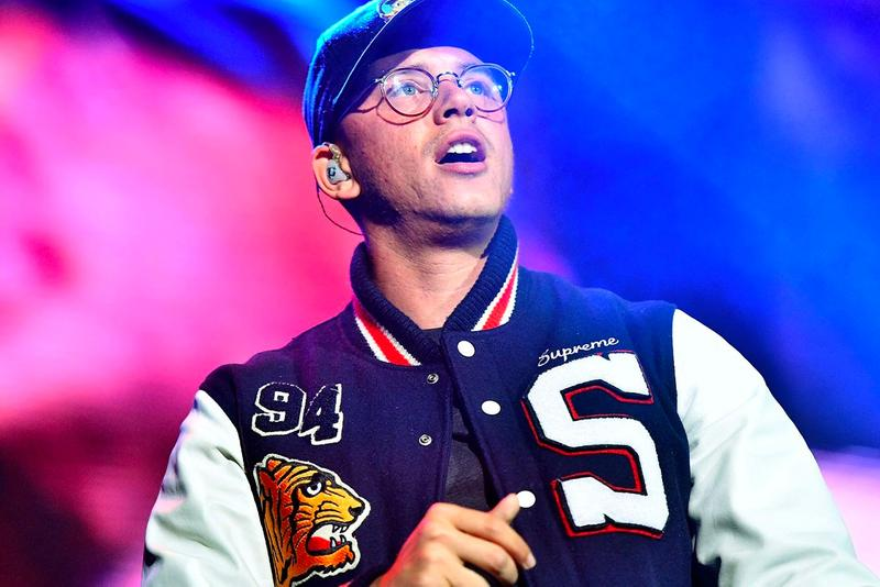 Logic Signs Multi Million Dollar Deal With Twitch Hypebeast