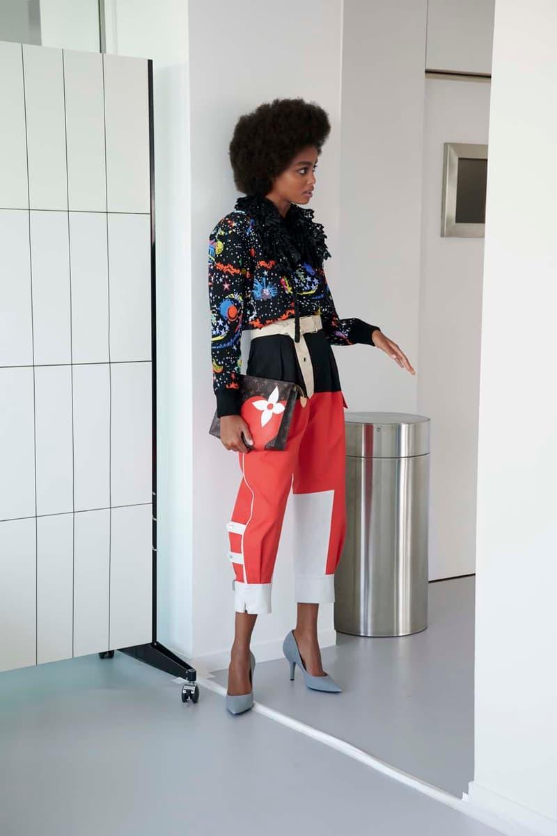 Louis Vuitton Women's Cruise 2021 Collection Nicolas Ghesquière