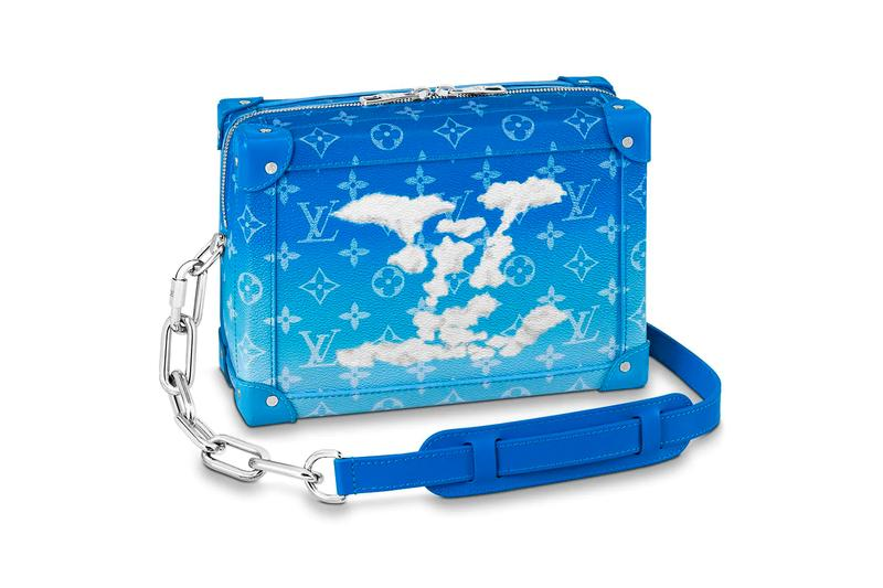 Louis Vuitton FW20 Virgil Abloh Designed Cloud Soft Trunk Release Buy Price info