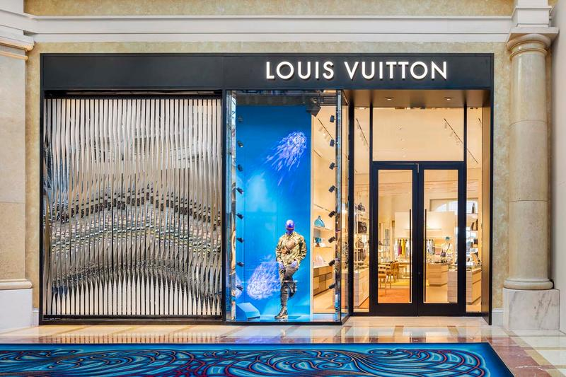 Louis Vuitton Bellagio Las Vegas New Mens Store