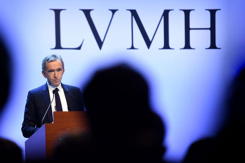 LVMH Revenue First Half 2020 Report Drop 27 percent bernard arnault investor notice data info q1 q2 stock share