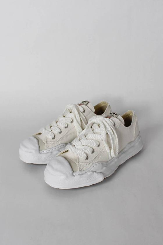 Maison Mihara Yasuhiro Canvas OG Sole sneakers shoes footwear kicks trainers runners melting japanese brand ss20 spring summer 2020 collection