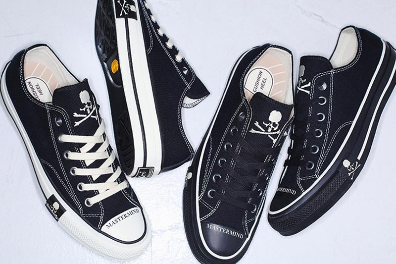 mastermind JAPAN Converse Addict Chuck Taylor All Star menswear streetwear spring summer 2020 collection ss20 sneakers shoes kicks trainers runners