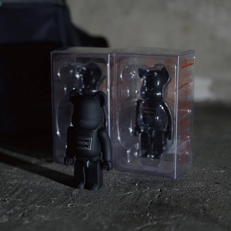 Medicom Toy BE@RBRICK x Porter Special Event Collabo