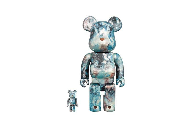 medicom toy krink pushead 1000 percent bearbricks release toys collectibles 1000% 1000 percent bearbrick Bearbrick
