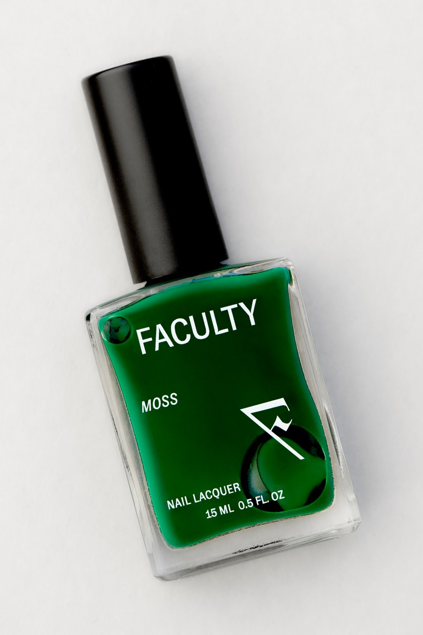 mens skincare grooming cosmetics gen z masculinity feminism makeup nail polish moss green faculty umar elbably fenton jagedo streetwear first second third wave feminisim masculinity release date info photos price store list buying guide