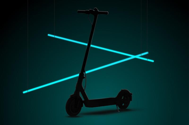 Mercedes-AMG Petronas F1 Team x Xiamoi Mi Electric Scooter Pro 2 Release Information First Look Personal Technological Automotive Device City Range Batteries Closer Look