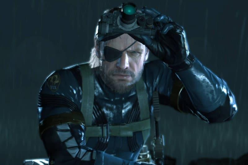 Metal Gear Solid Movie Jordan Vogt-Roberts Solid Snake Hideo Kojima