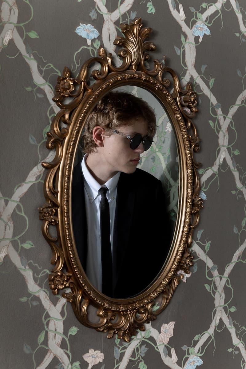 Midnight Studios AKILA Mickey Sunglasses Capsule Release Info Buy Price Black Silver