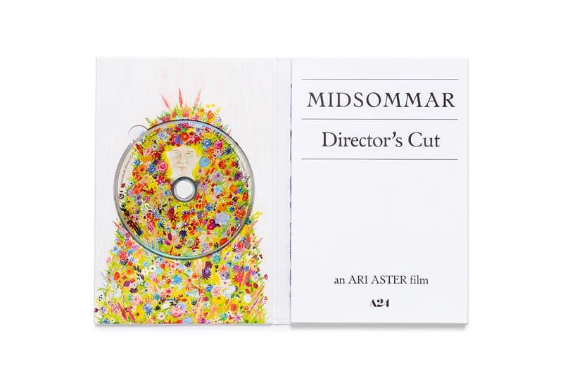 Ari Aster Midsommar Martin Scorsese A24 Florence Pugh